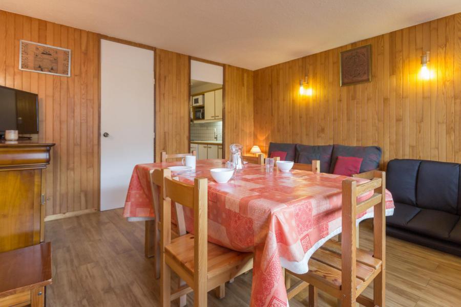 Holiday in mountain resort 3 room apartment 7 people (204) - La Résidence le Vercors - La Plagne - Table