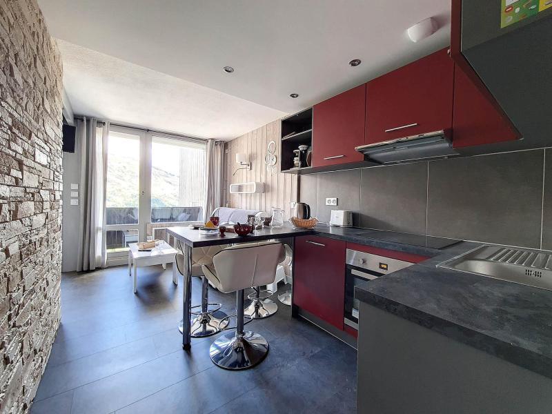 Vacaciones en montaña Apartamento cabina 2 piezas para 4 personas (506) - La Résidence le Villaret - Les Menuires