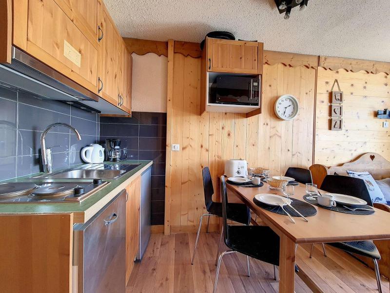 Vacaciones en montaña Apartamento cabina para 4 personas (0405) - La Résidence le Villaret - Les Menuires