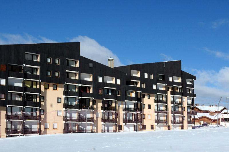 Vacaciones en montaña Apartamento 2 piezas cabina para 5 personas (109) - La Résidence le Villaret - Les Menuires