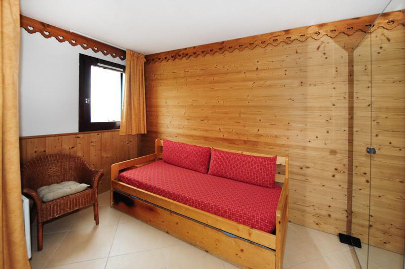 Vacaciones en montaña Apartamento 2 piezas cabina para 4 personas (607) - La Résidence le Villaret - Les Menuires