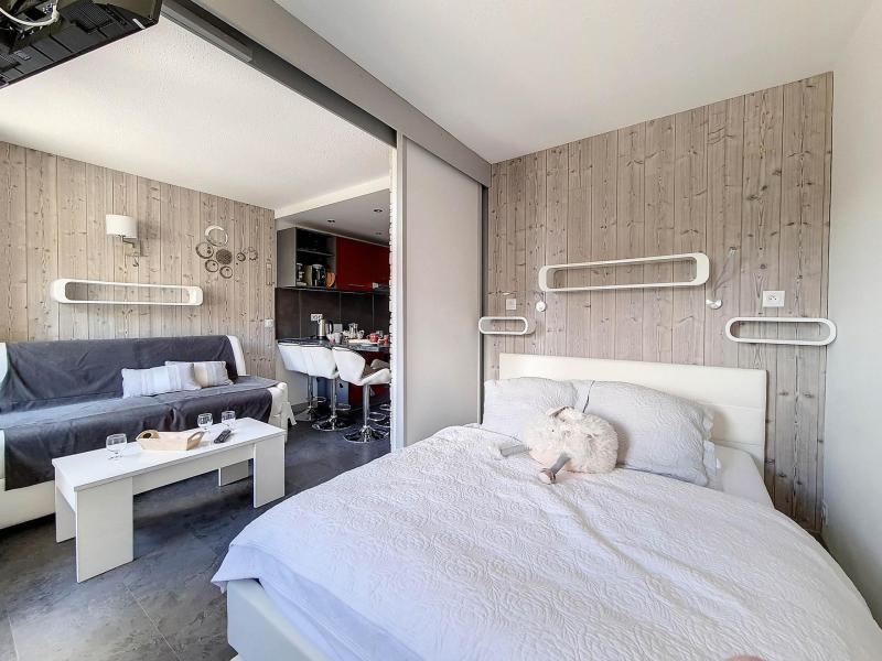 Vacaciones en montaña Apartamento cabina 2 piezas para 4 personas (506) - La Résidence le Villaret - Les Menuires - Alojamiento