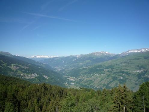 Holiday in mountain resort 4 room duplex apartment 8 people (707) - La Résidence les Arandelières - Les Arcs