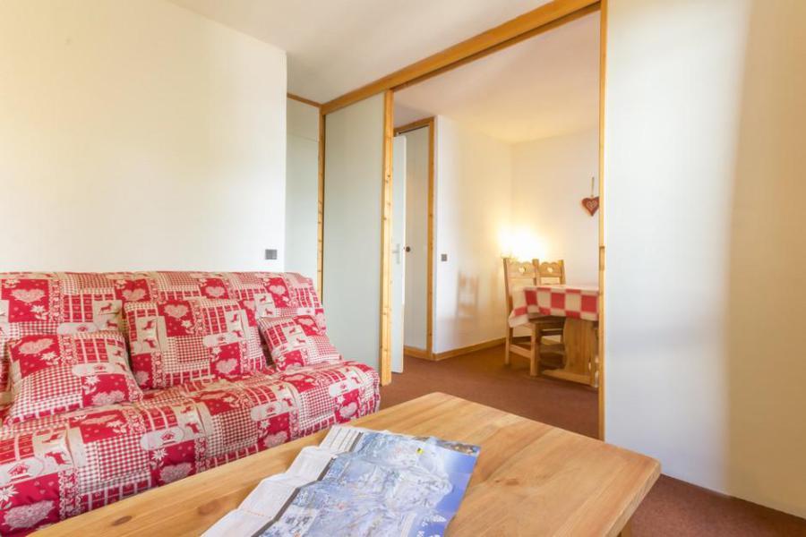 Vakantie in de bergen Studio verdeelbaar 4 personen (AVH34) - La Résidence les Avrières Haut - Montchavin La Plagne