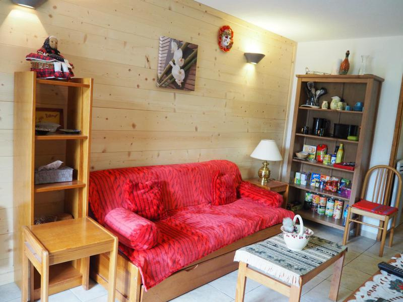Holiday in mountain resort 3 room apartment cabin 6 people (60) - La Résidence les Balcons d'Olympie - Les Menuires