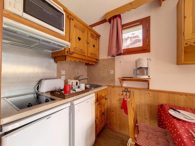 Urlaub in den Bergen 2-Zimmer-Appartment für 4 Personen (324) - La Résidence les Balcons d'Olympie - Les Menuires