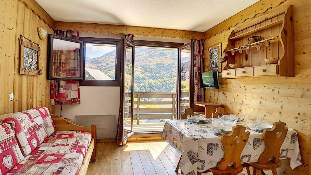 Urlaub in den Bergen 2-Zimmer-Appartment für 4 Personen (322) - La Résidence les Balcons d'Olympie - Les Menuires