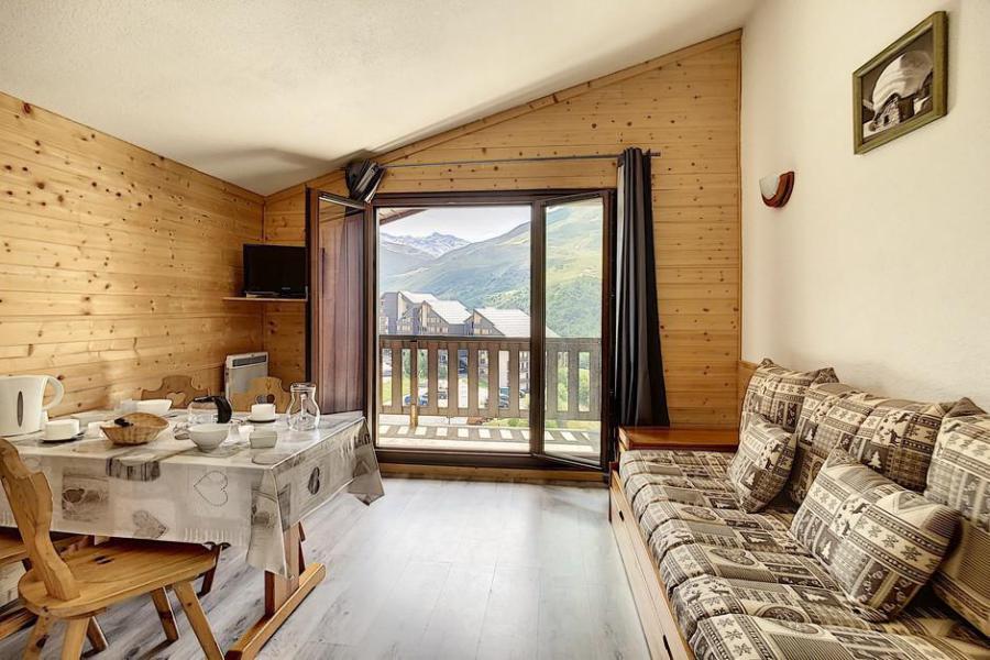Urlaub in den Bergen 2-Zimmer-Appartment für 4 Personen (746) - La Résidence les Balcons d'Olympie - Les Menuires