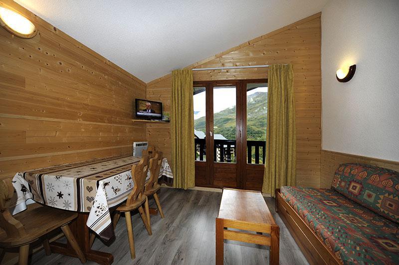 Holiday in mountain resort Logement 2 pièces 4 personnes (OL0746) - La Résidence les Balcons d'Olympie - Les Menuires