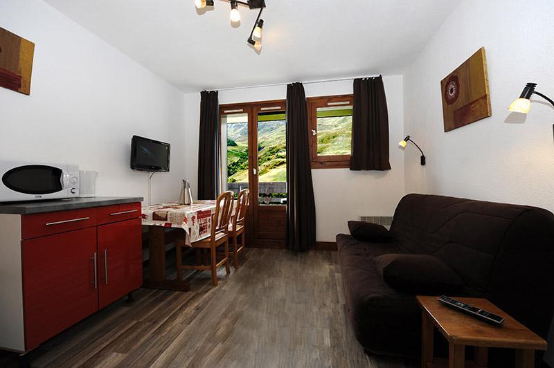 Holiday in mountain resort Logement 2 pièces 4 personnes (OL0307) - La Résidence les Balcons d'Olympie - Les Menuires
