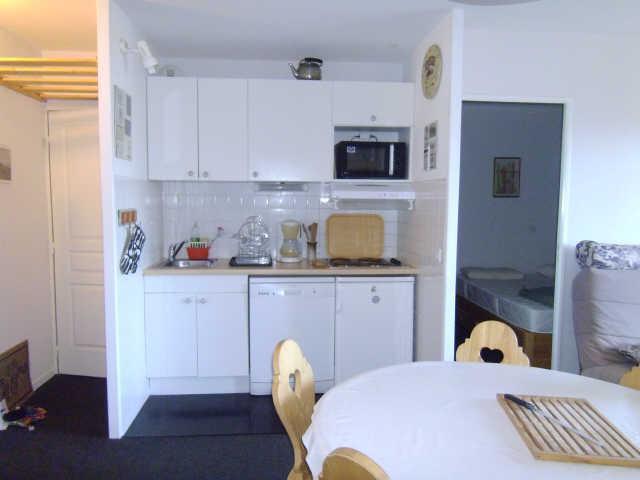 Vacaciones en montaña Apartamento cabina 3 piezas para 8 personas (407) - La Résidence les Balcons de Sirius - Risoul