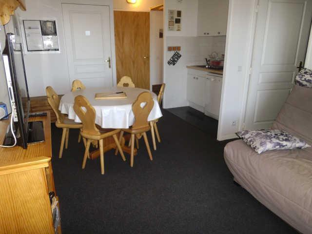Vacaciones en montaña Apartamento cabina 3 piezas para 8 personas (407) - La Résidence les Balcons de Sirius - Risoul - Alojamiento