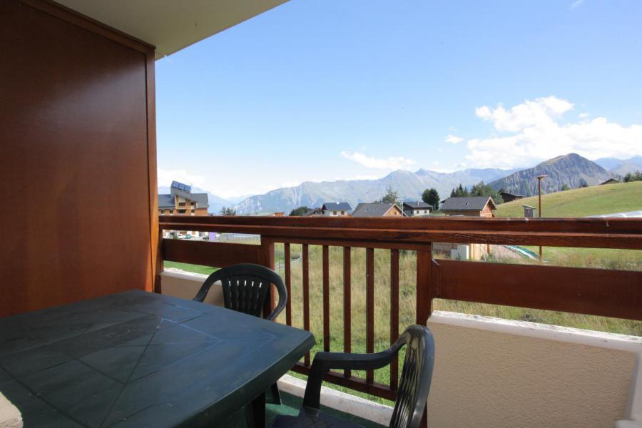 Location au ski Appartement 2 pièces coin montagne 4 personnes (B22) - La Résidence les Bergers - La Toussuire - Extérieur été