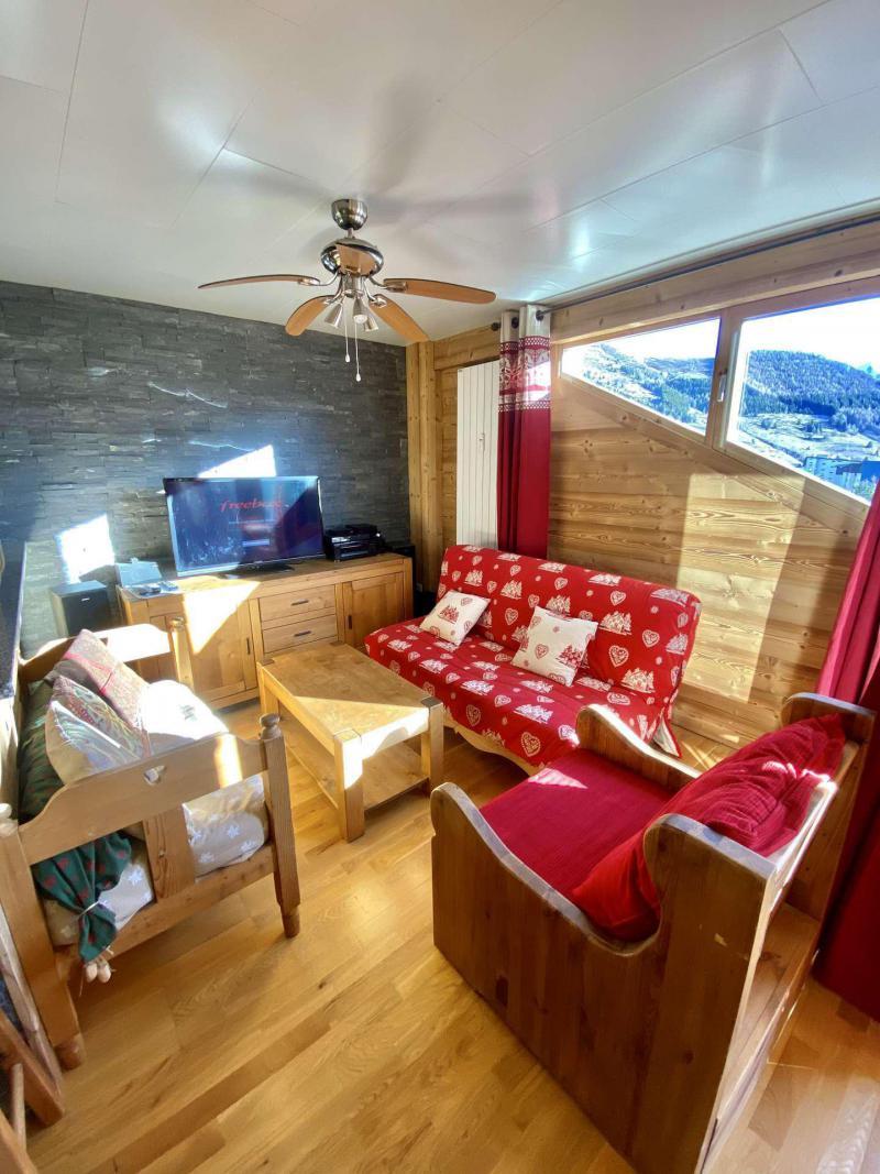 Wakacje w górach Apartament 3 pokojowy 8 osób (188) - La Résidence les Bleuets - Les 2 Alpes
