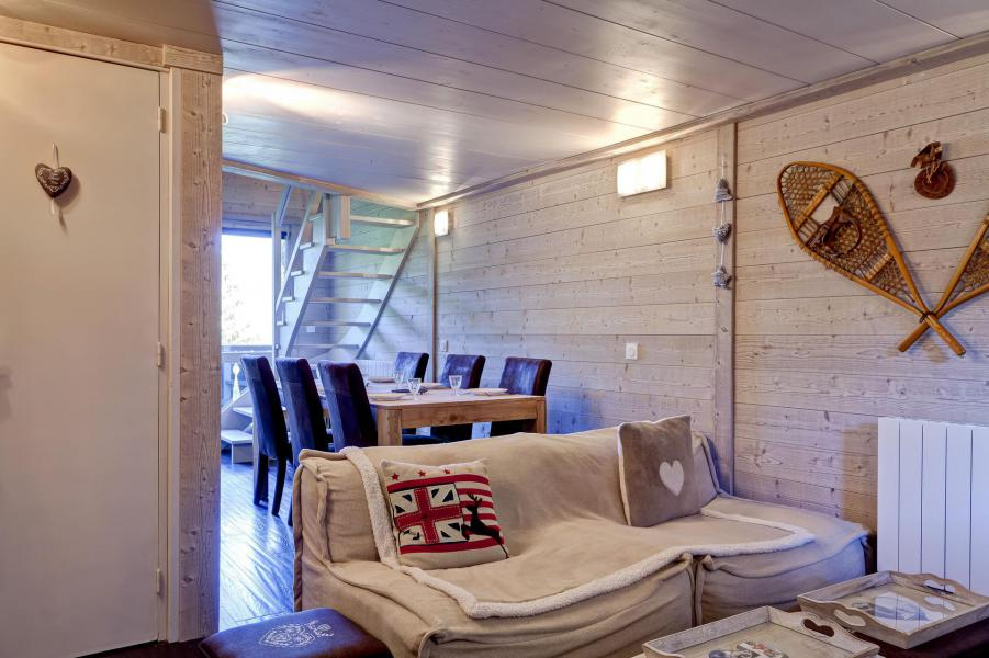 Holiday in mountain resort 3 room apartment 6 people (548) - La Résidence les Brigues - Courchevel