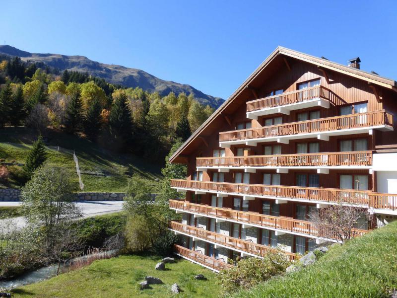 Wakacje w górach Apartament 3 pokojowy 6 osób (40) - La Résidence les Brimbelles - Méribel