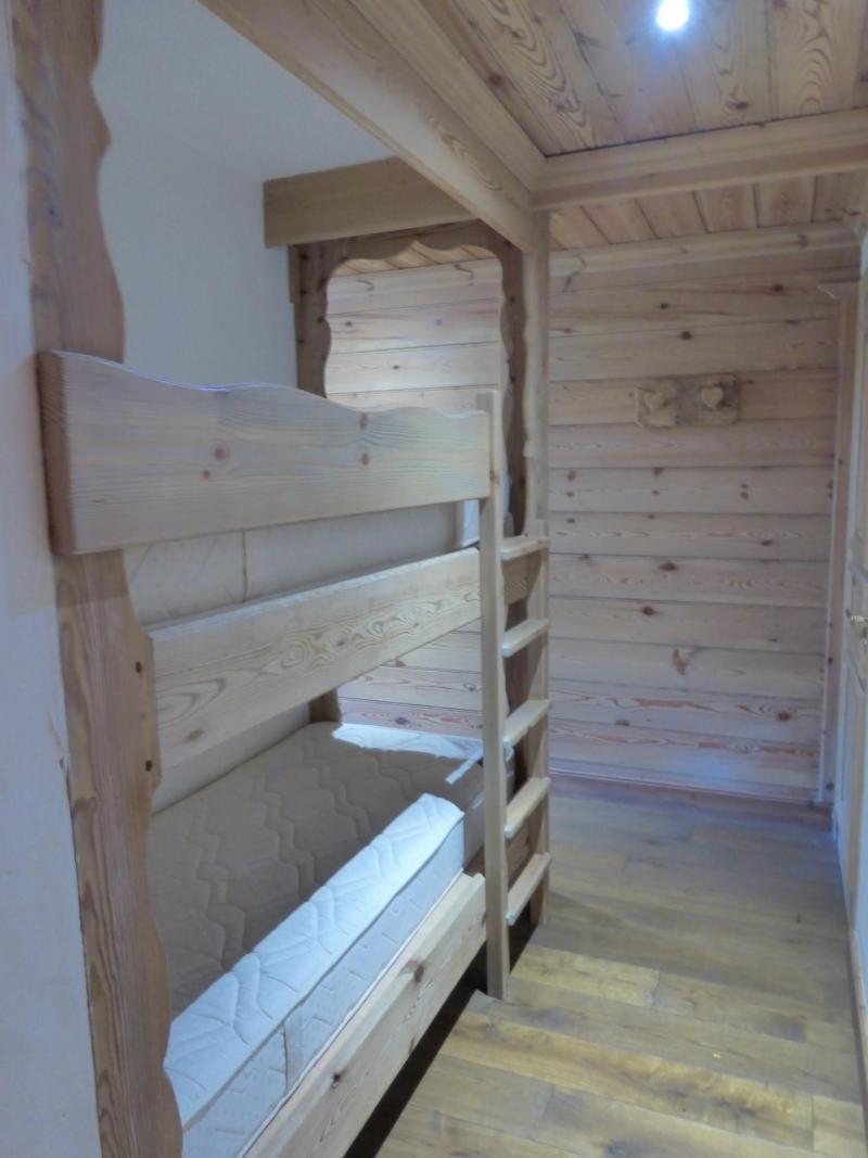 Vacaciones en montaña Apartamento 3 piezas para 6 personas (40) - La Résidence les Brimbelles - Méribel - Camas superpuestas