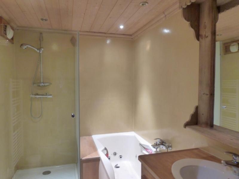 Vacaciones en montaña Apartamento 3 piezas para 6 personas (40) - La Résidence les Brimbelles - Méribel - Cuarto de baño