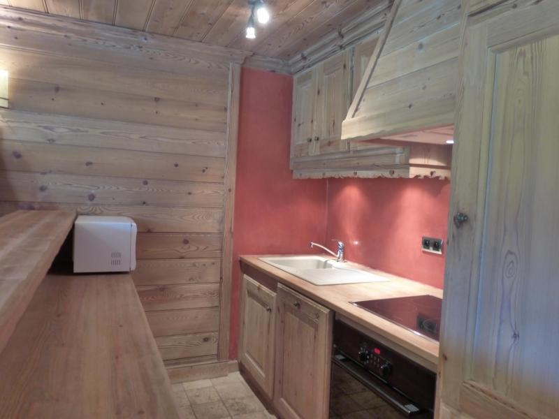 Vacaciones en montaña Apartamento 3 piezas para 6 personas (40) - La Résidence les Brimbelles - Méribel - Kitchenette
