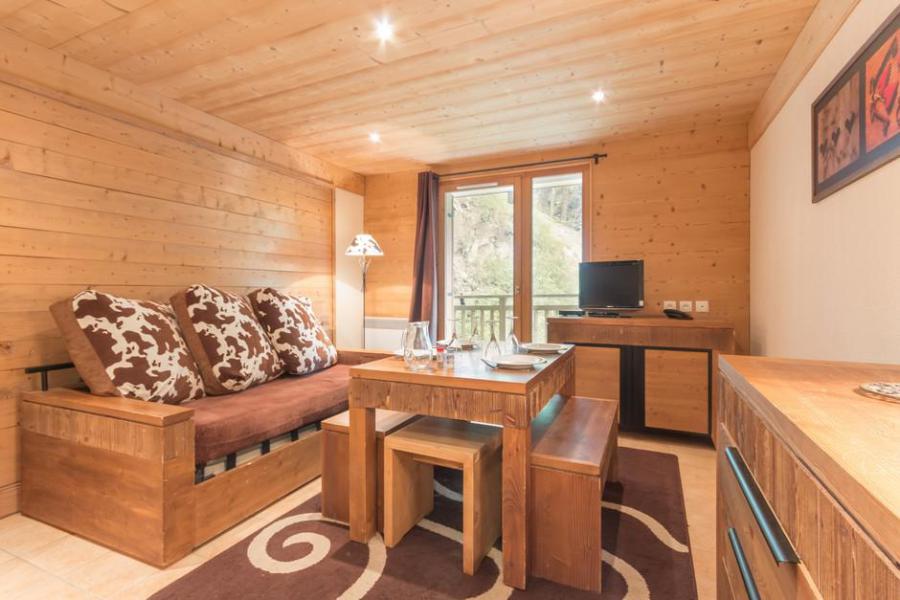 Holiday in mountain resort 3 room apartment 6 people (A5BIS) - La Résidence les Chalets de Wengen - Montchavin La Plagne - Accommodation