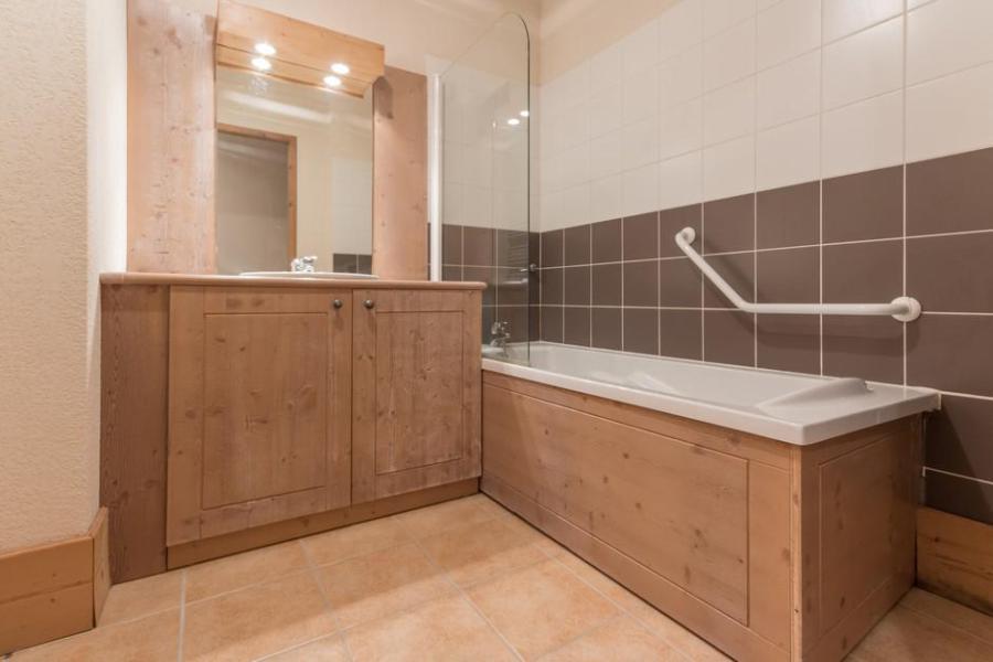 Vakantie in de bergen Appartement 3 kamers 6 personen (A5BIS) - La Résidence les Chalets de Wengen - Montchavin La Plagne