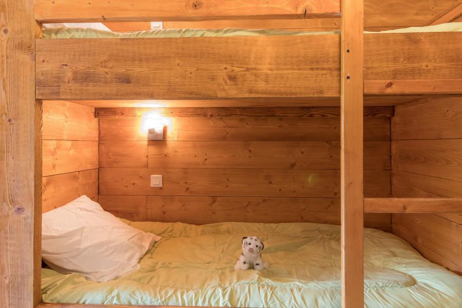 Holiday in mountain resort Studio sleeping corner 4 people (CHE204) - La Résidence les Chalmettes - Montgenèvre