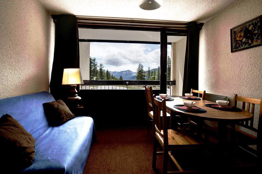 Holiday in mountain resort Studio sleeping corner 4 people (AUT118) - La Résidence les Chalmettes - Montgenèvre