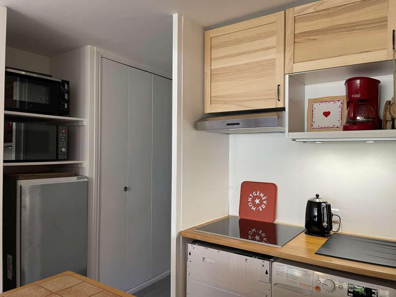 Holiday in mountain resort 3 room apartment 8 people (QUI112) - La Résidence les Chalmettes - Montgenèvre