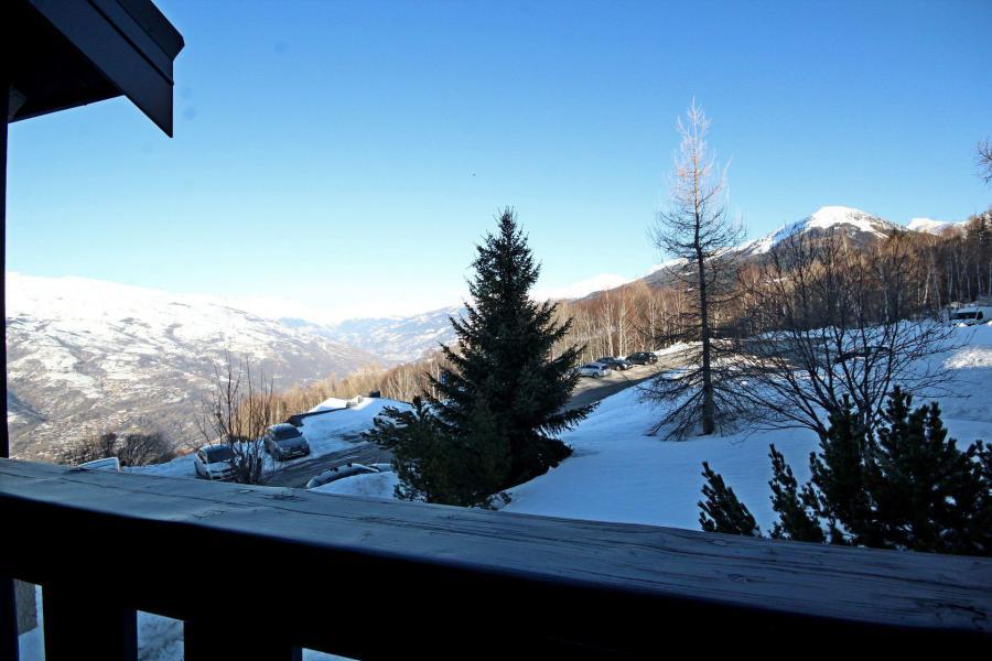 Vakantie in de bergen Studio bergnis 4 personen (208) - La Résidence les Charmettes - Montalbert