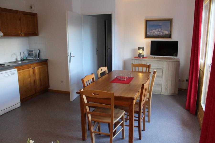 Vacaciones en montaña Apartamento 2 piezas para 6 personas (CE31) - La Résidence les Chaumettes - Superdévoluy