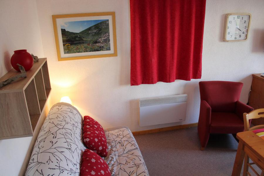 Vacaciones en montaña Apartamento cabina 2 piezas para 6 personas (CF15) - La Résidence les Chaumettes - Superdévoluy