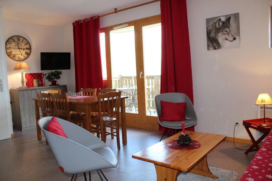 Vacaciones en montaña Apartamento cabina 2 piezas para 6 personas (CE21) - La Résidence les Chaumettes - Superdévoluy