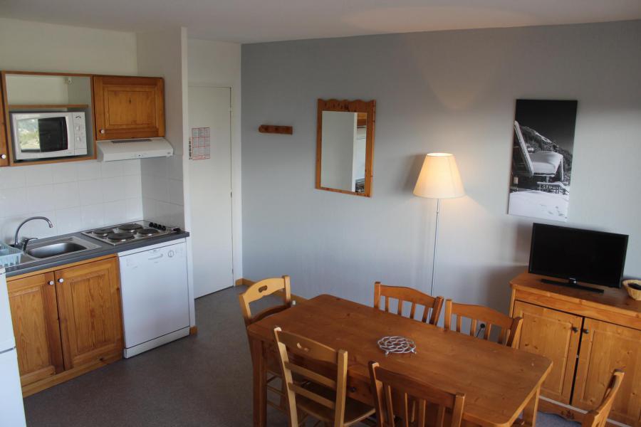Vacaciones en montaña Apartamento cabina 2 piezas para 4 personas (CF42) - La Résidence les Chaumettes - Superdévoluy