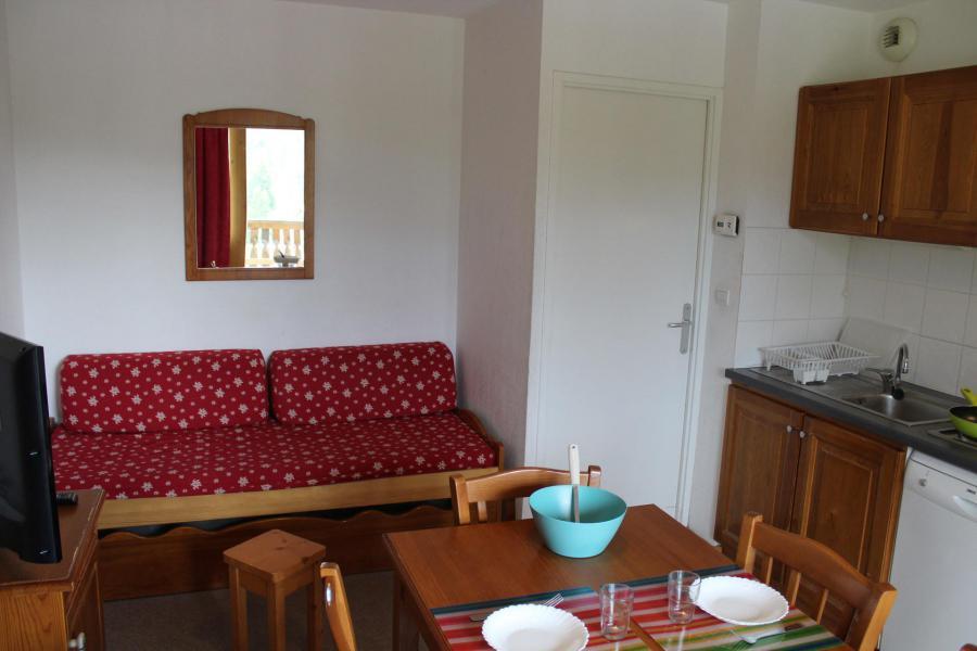 Vacaciones en montaña Apartamento cabina 2 piezas para 6 personas (CD24) - La Résidence les Chaumettes - Superdévoluy