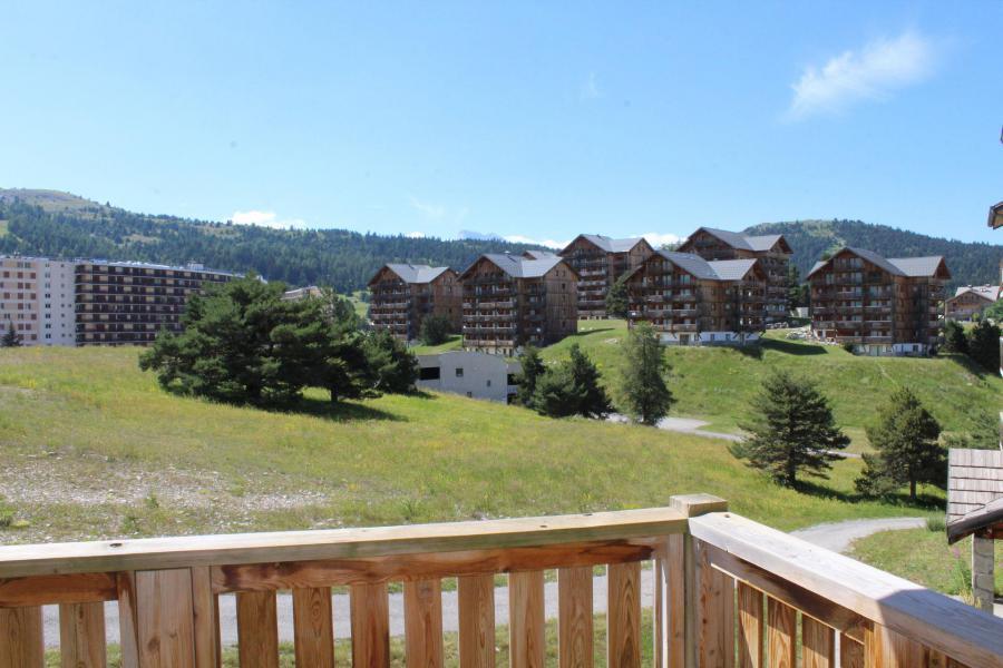 Vacaciones en montaña Apartamento cabina 2 piezas para 6 personas (CE49) - La Résidence les Chaumettes - Superdévoluy