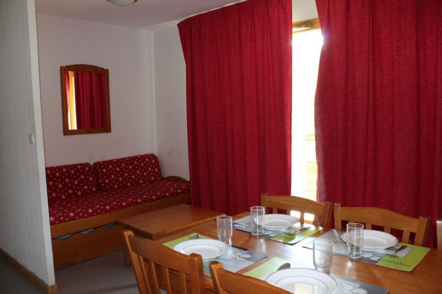 Vacaciones en montaña Apartamento cabina 2 piezas para 6 personas (CE27) - La Résidence les Chaumettes - Superdévoluy