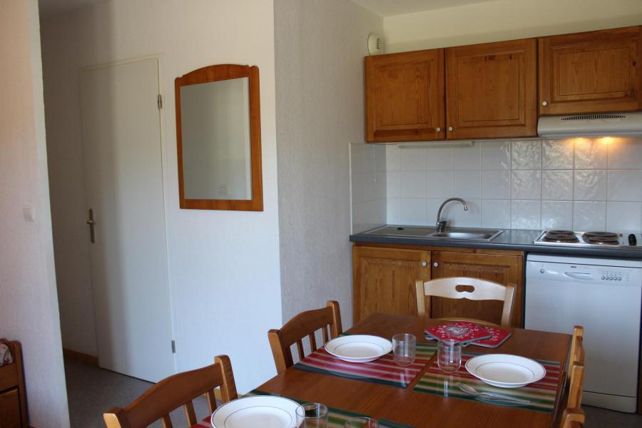 Vacaciones en montaña Apartamento cabina 2 piezas para 6 personas (CE57) - La Résidence les Chaumettes - Superdévoluy