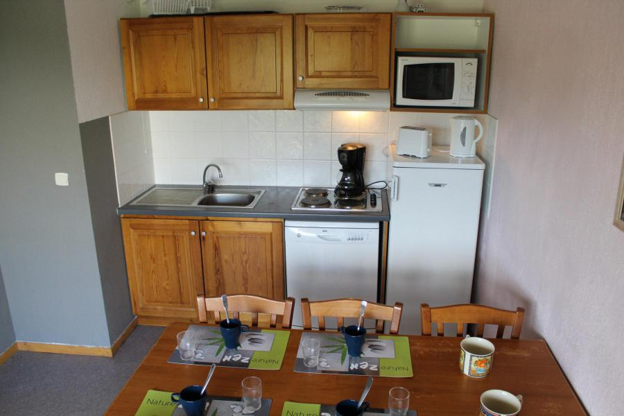 Vacaciones en montaña Apartamento cabina 2 piezas para 6 personas (CE22) - La Résidence les Chaumettes - Superdévoluy