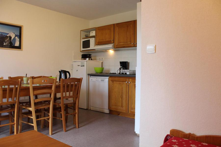 Vacaciones en montaña Apartamento cabina 2 piezas para 6 personas (CE33) - La Résidence les Chaumettes - Superdévoluy