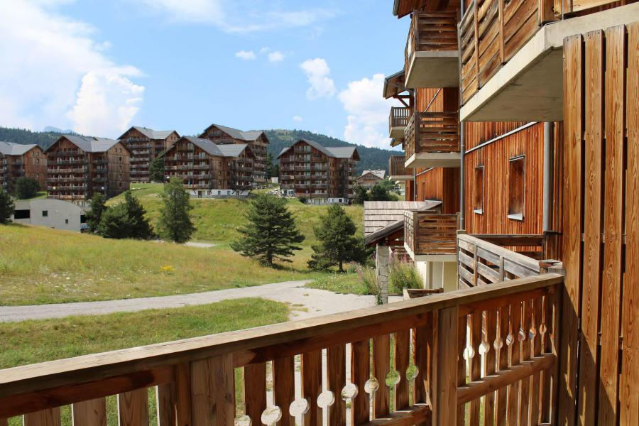 Vacaciones en montaña Apartamento cabina 2 piezas para 6 personas (CE39) - La Résidence les Chaumettes - Superdévoluy