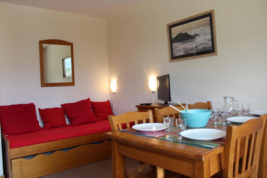 Vacaciones en montaña Apartamento cabina 2 piezas para 6 personas (CD16) - La Résidence les Chaumettes - Superdévoluy