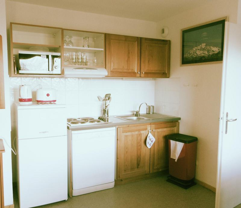 Vacaciones en montaña Apartamento cabina 2 piezas para 6 personas (CE41) - La Résidence les Chaumettes - Superdévoluy