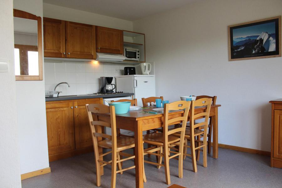 Vacaciones en montaña Apartamento cabina 2 piezas para 6 personas (CE12) - La Résidence les Chaumettes - Superdévoluy