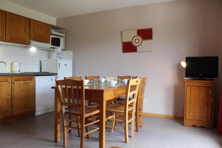 Vacaciones en montaña Apartamento cabina 2 piezas para 6 personas (CE32) - La Résidence les Chaumettes - Superdévoluy