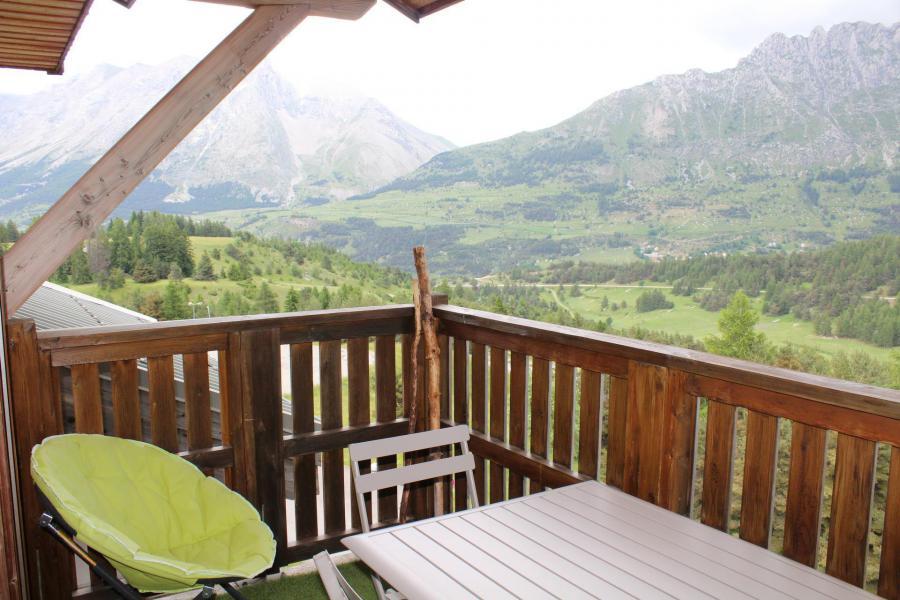 Wakacje w górach Logement 2 pièces 6 personnes (CE54) - La Résidence les Chaumettes - Superdévoluy