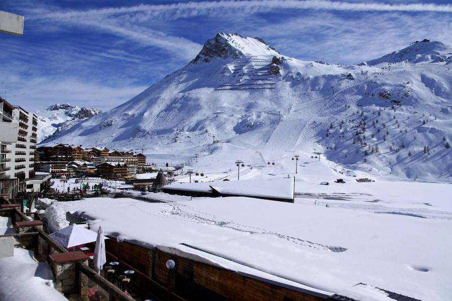 Wakacje w górach Apartament 2 pokojowy z alkową 6 osób (12CL) - La résidence les Cimes - Tignes