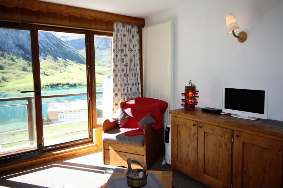Wakacje w górach Studio 4 osoby (23CL) - La résidence les Cimes - Tignes