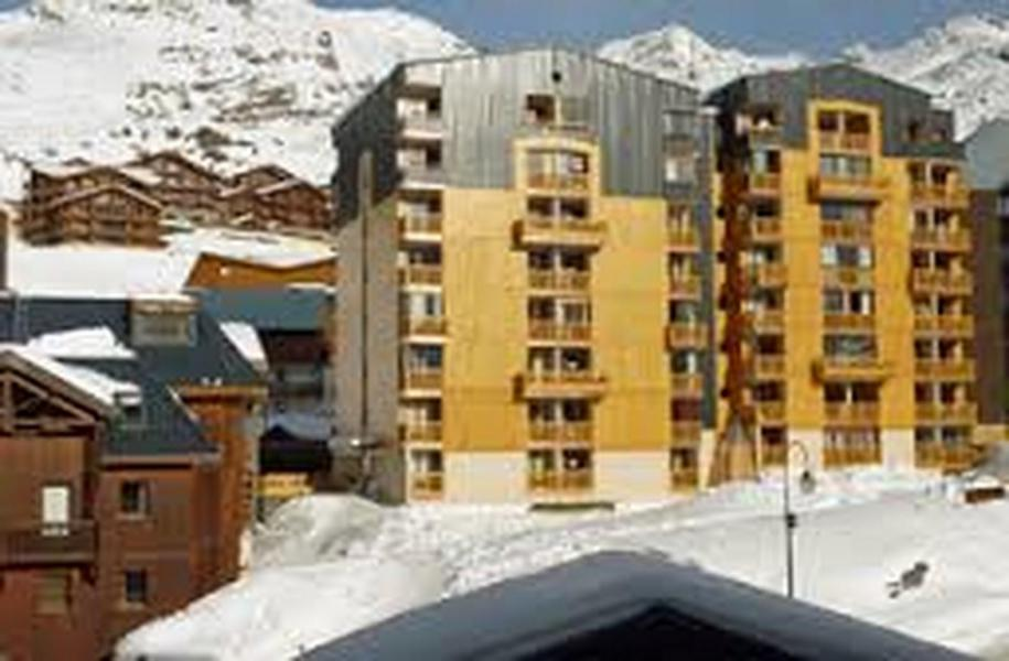 Holiday in mountain resort La Résidence les Cîmes de Caron - Val Thorens - Plan