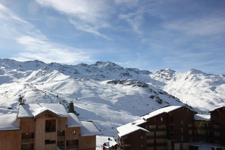 Holiday in mountain resort Studio cabin 4 people (1501) - La Résidence les Cîmes de Caron - Val Thorens