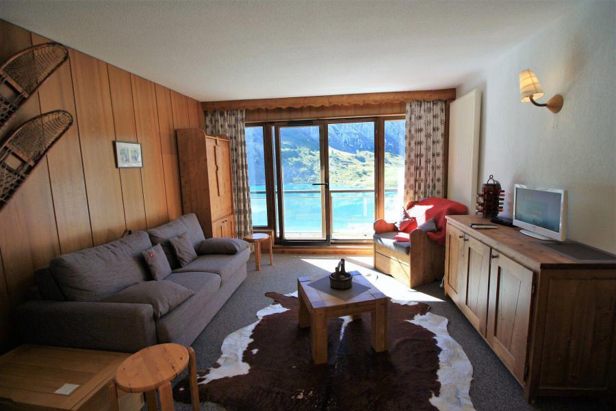 Wakacje w górach Studio 4 osoby (23CL) - La résidence les Cimes - Tignes - Pokój gościnny